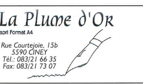 plumedor
